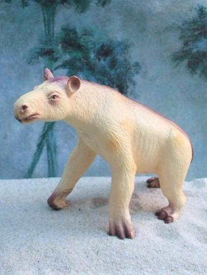 Krallentier 'Chalicotherium'