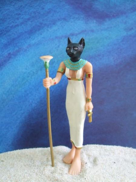 'Bastet' - Ägyptische Gottheit