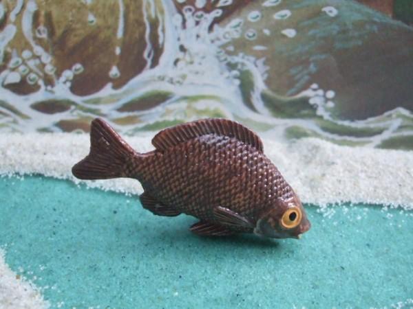 Elastolin: Kleiner Saugfisch / Karpfen