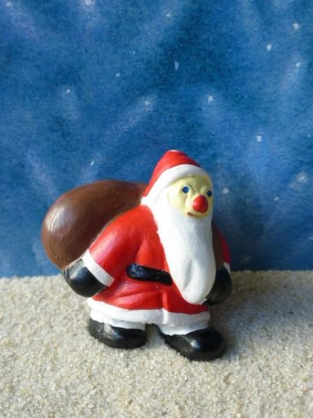 Mini: Weihnachtsmann ... mit großem Sack
