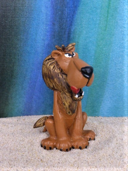 Asterix: Hungriger Löwe ... aus dem 'Zirkus Maximus'