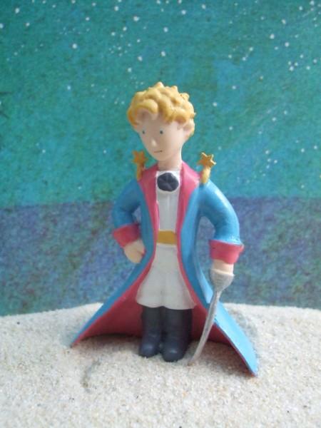 'Kleiner Prinz' ... im Sternenmantel