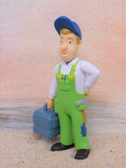 Handwerker 'Mike'