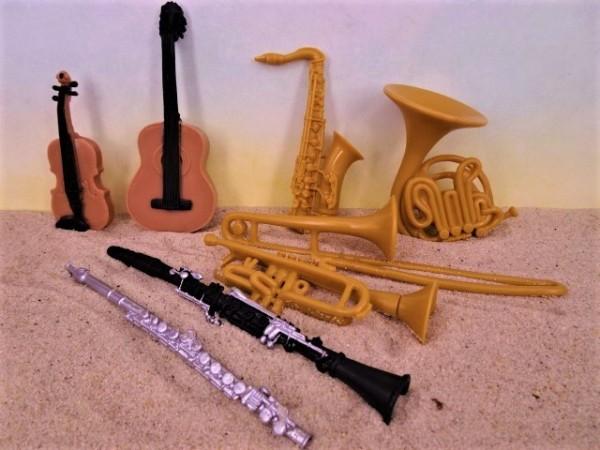 Röhre: Musikinstrumente - Serie 'Musical Instruments'