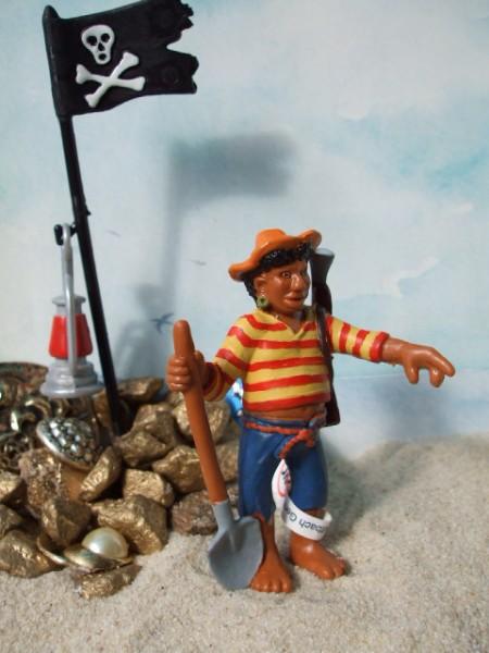 Pirat: Schatzsucher