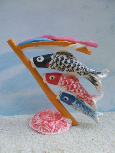 Chinesisches Windspiel - Fische