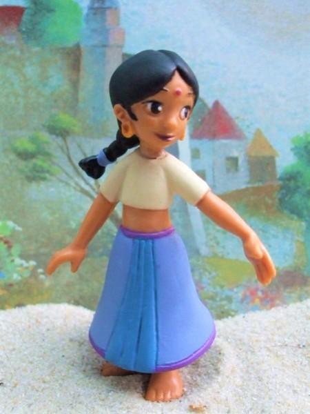 'Shanti ' - Indisches Mädchen