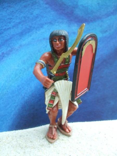 Ägyptischer Krieger ... mit Langmesser