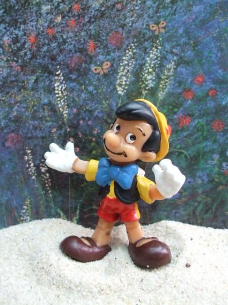 'Pinocchio' - fröhlich