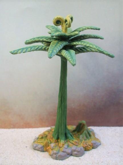 'Baumfarn' - Prähistorische Pflanze