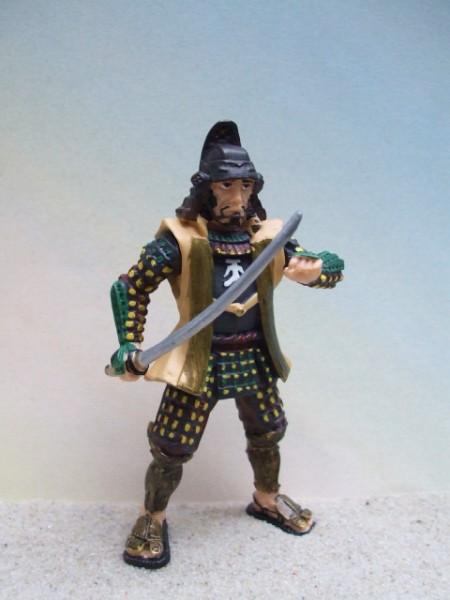 Samurai - Shogun mit Schwert