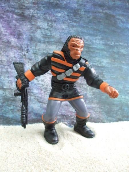Soldat vom 'Planet der Affen'