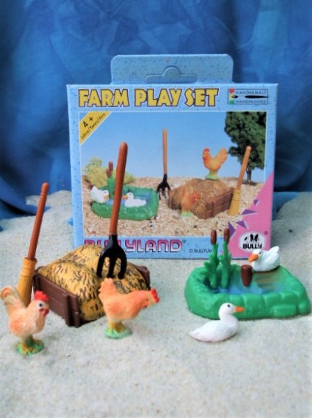 Farm Play Set 'Entensee & Misthaufen'