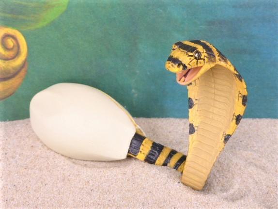 Schlüpfende Kobra - XL
