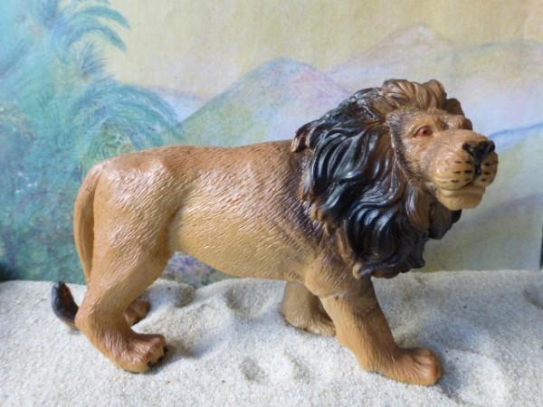 Löwe - laufend