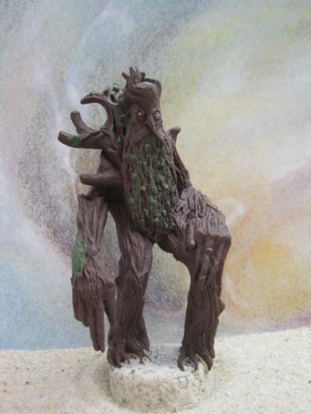 'Der Herr der Ringe'- Ent aus dem Fangorn-Wald 'Baumbart'