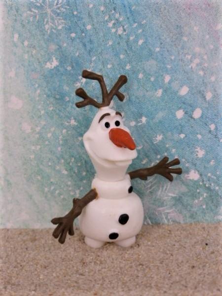 Mini-Schneemann 'Olaf' aus 'Die Eiskönigin'