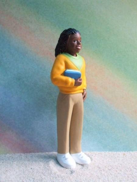 ...del mundo: Afroamerika - 'Teenager Mädchen'