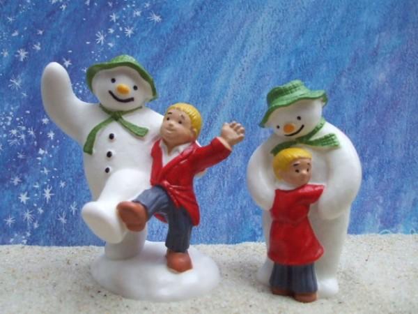 'Snowman' - 2er Set - Tanz & Abschied