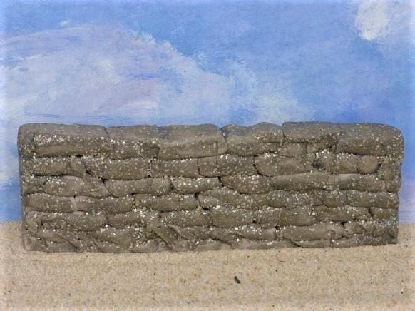 Steinmauer - lang