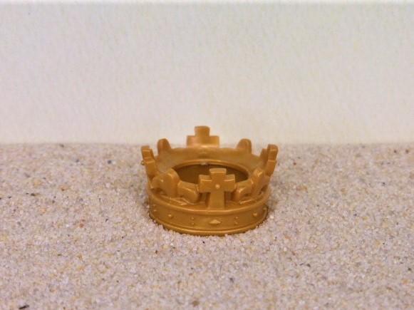 Kaiserkrone - golden