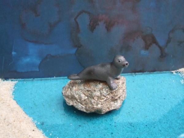 Micro - Seehund