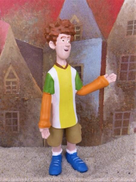 Teenager 'Jonathan' - gestreiftes Shirt