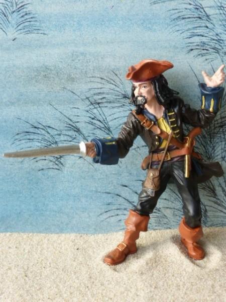 'Calico Jack' Rackham ... Historischer Pirat 1682 - 1720