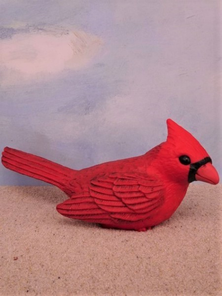 'Rotkardinal' Vogel - XL