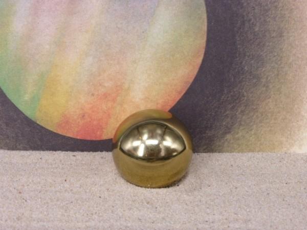 Kleine goldene Kugel