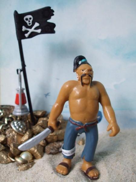 Pirat: Mongole