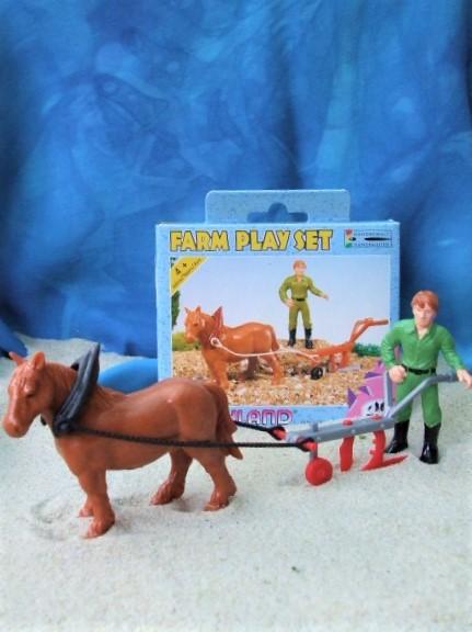 Farm Play Set 'Pflug'
