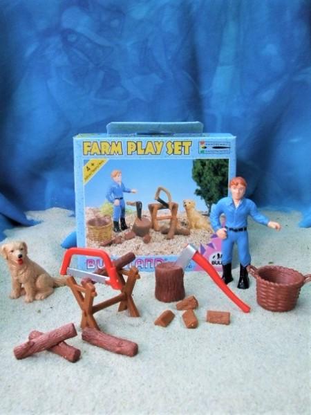 Farm Play Set 'Holzfäller'