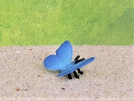 Schmetterling 'Bläuling' - Serie 'Good Luck Minis'