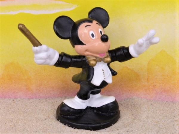 Dirigent 'Micky' ... auf Podest