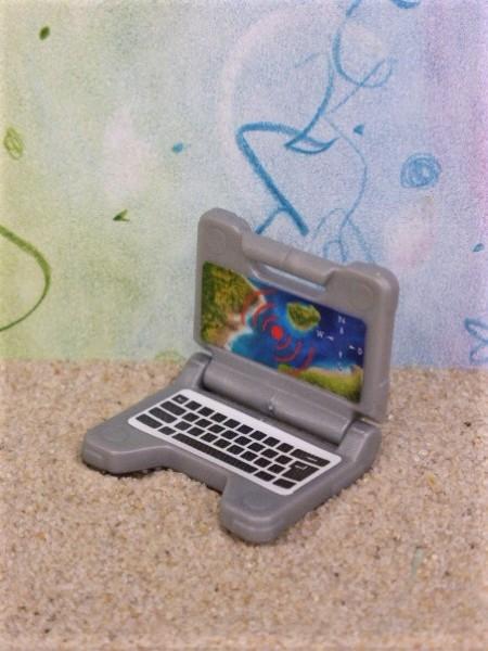 Laptop ... aufklappbar