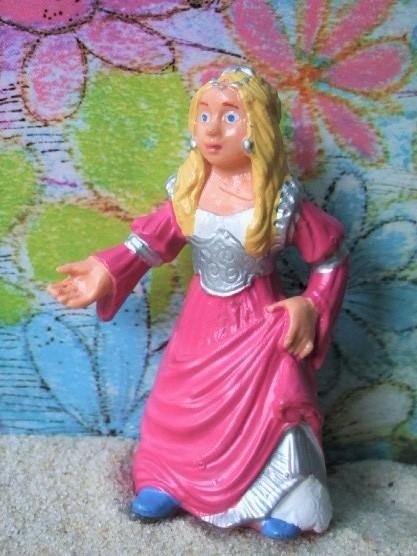 Prinzessin aus 'Froschkönig'