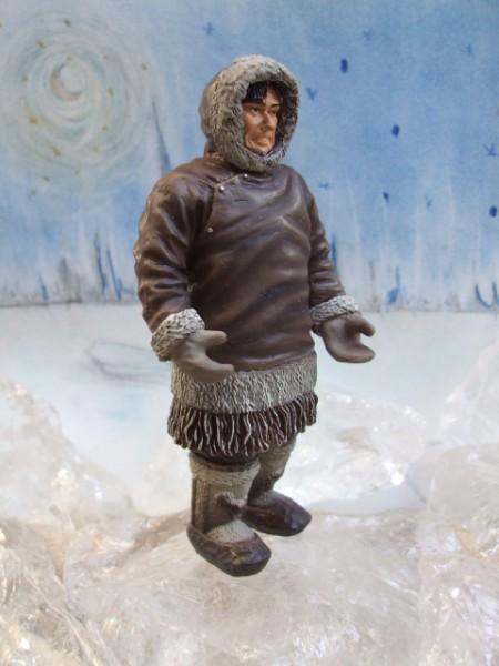 Inuit - Mann