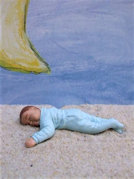 'Babys of the World' - Südländisches Baby