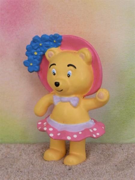 Bärenmädchen 'Mirou' - winkend