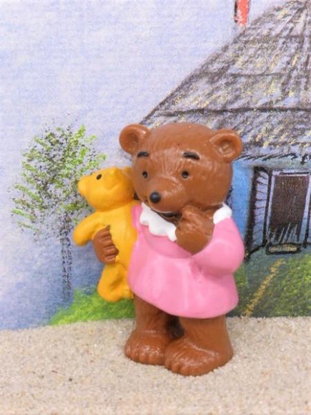 Familie 'Brown' - Bärenmädchen mit Teddy