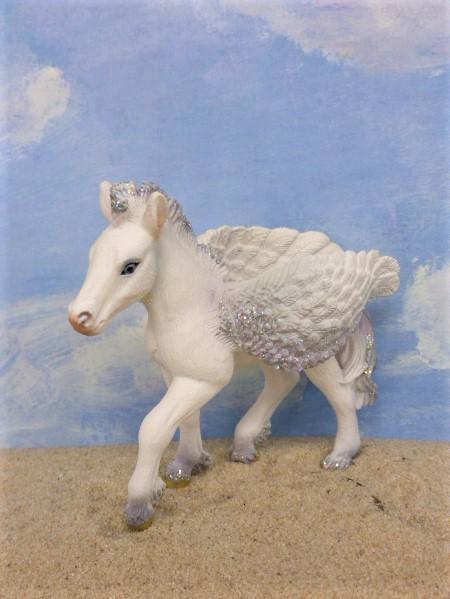 'Pegasus' - Fohlen ... mit Glimmer