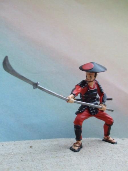 Samurai - 'Katana' Kämpfer in Rüstung