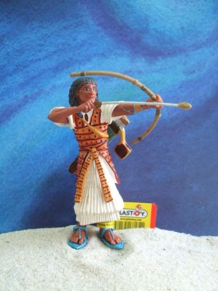 Ägyptischer Krieger - Bogenschütze