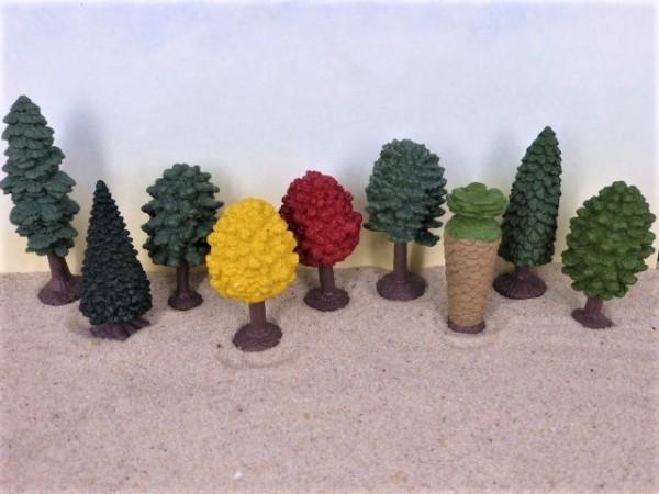 Set: Pflanzen & Bäume - 'Little Plants'