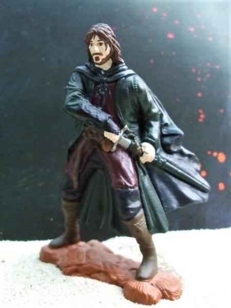 'Aragorn' / 'Streicher' - Beschützer aus 'Herr der Ringe'