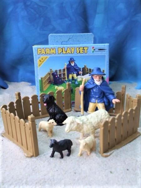 Farm Play Set 'Schäfer'