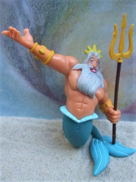 'Poseidon' - Meereskönig mit Dreizack