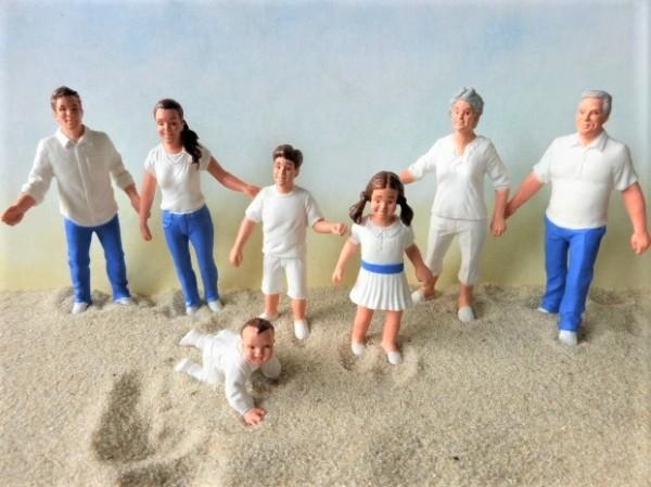 Röhre: Familie - Serie 'Family'