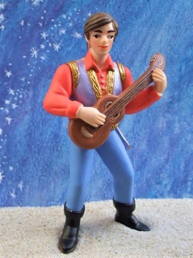 Musiker ... mit Gitarre